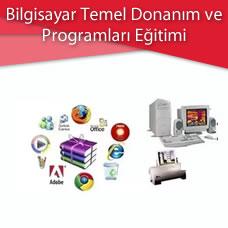 Bilgisayar Temel Donanım ve Programları Eğitimi