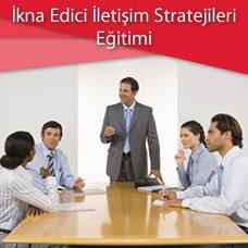 İkna Edici İletişim Stratejileri Eğitimi