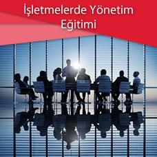 İşletmelerde Yönetim Eğitimi