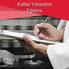 Kalite Yönetimi Eğitimi