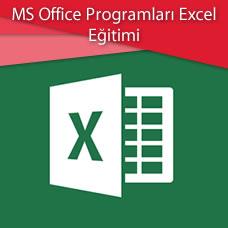 MS Office Programları Excel Eğitimi