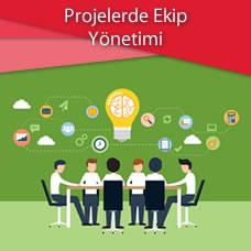 Projelerde Ekip Yönetimi