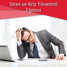 Stres ve Kriz Yönetimi Eğitimi