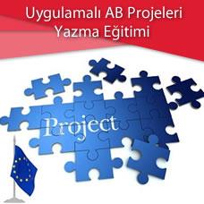 Uygulamalı AB Projeleri Yazma Eğitimi