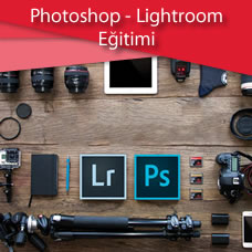 Photoshop - Lightroom Eğitimi
